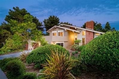 3843 Radcliffe Lane, San Diego, CA 92122 - #: 180046614