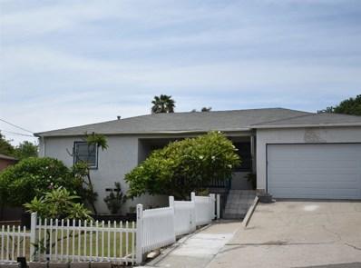 4716 Maple Ave, La Mesa, CA 91942 - #: 180046632