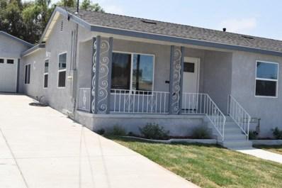5421 Olvera Ave, San Diego, CA 92114 - #: 180046837