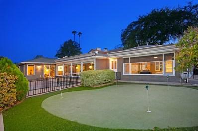 4200 Woodland Dr, La Mesa, CA 91941 - #: 180047443