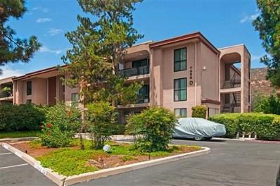 7858 Cowles Mountain Ct UNIT 21, San Diego, CA 92119 - #: 180047850