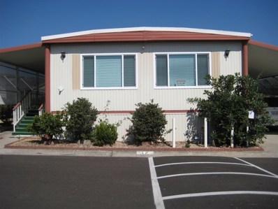 1010 E Bobier Dr UNIT SPC 17, Vista, CA 92084 - #: 180047892