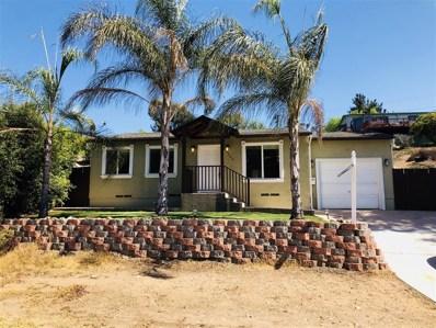 4309 Harbinson Ave, La Mesa, CA 91942 - #: 180048222