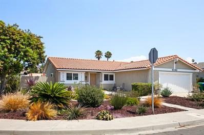 6460 Amberly, San Diego, CA 92120 - #: 180048629