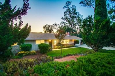 1311 Los Amigos, Fallbrook, CA 92028 - #: 180050547