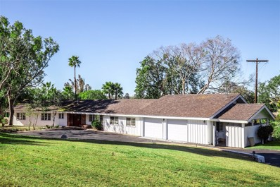 6425 Las Colinas, Rancho Santa Fe, CA 92067 - #: 180050608