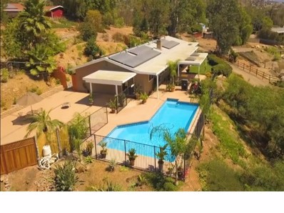 11058 Valle Vista Rd, Lakeside, CA 92040 - #: 180050787