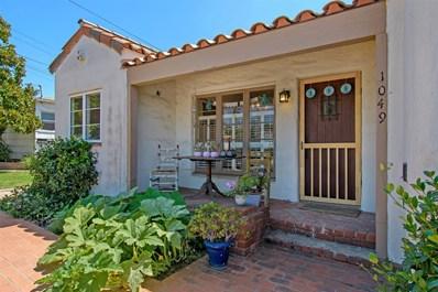 1049 Lincoln Avenue, San Diego, CA 92103 - #: 180051029