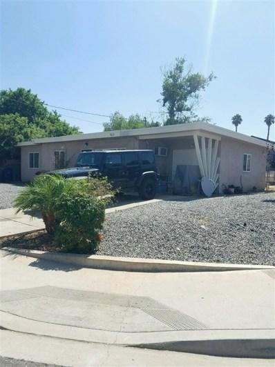 903 Gray Dr, El Cajon, CA 92020 - #: 180051177