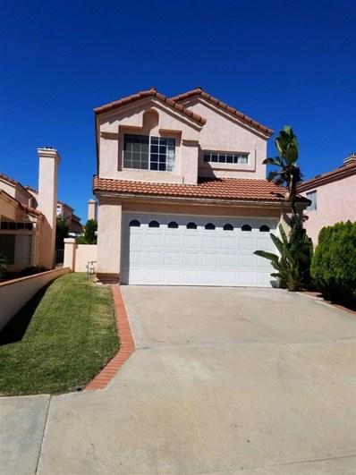 826 Ridgewater Dr, Chula Vista, CA 91913 - #: 180051254