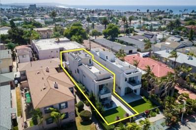 945 Law Street, San Diego, CA 92109 - #: 180052231