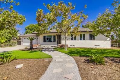 6345 Southern Rd, La Mesa, CA 91942 - #: 180053293