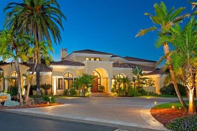8036 Camino De Arriba, Rancho Santa Fe, CA 92067 - #: 180053316
