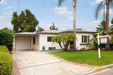 3743 Kingsley Street, San Diego, CA 92106 - #: 180054039