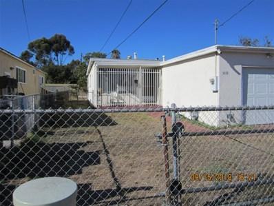 3918 Hilltop Dr, San Diego, CA 92102 - #: 180054081