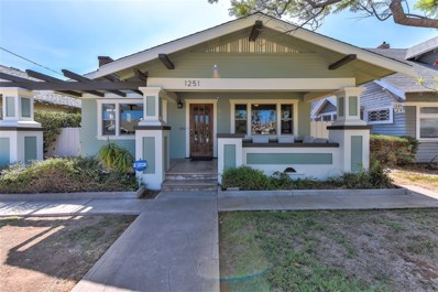 1251 Lincoln Ave, San Diego, CA 92103 - #: 180054433