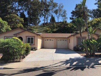 3935 San Ramon Dr, Oceanside, CA 92057 - #: 180054711