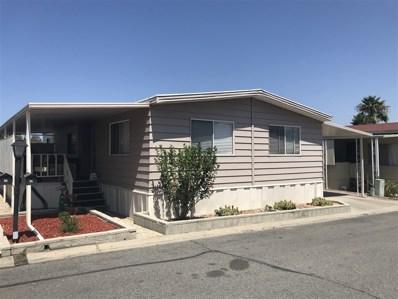155 Las Flores Dr UNIT SPC 95, San Marcos, CA 92069 - #: 180055279