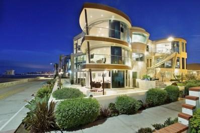 3675 Ocean Front Walk, San Diego, CA 92109 - #: 180055670