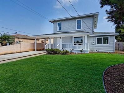221 2nd Ave, Chula Vista, CA 91910 - #: 180055988