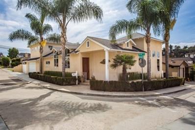 605 W Redwood St, San Diego, CA 92103 - #: 180056768
