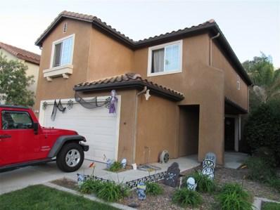 820 Caminito Cumbres, Chula Vista, CA 91911 - #: 180056972