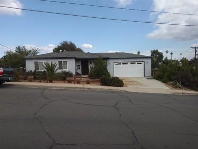 6255 Dixie Dr., La Mesa, CA 91942 - #: 180057189