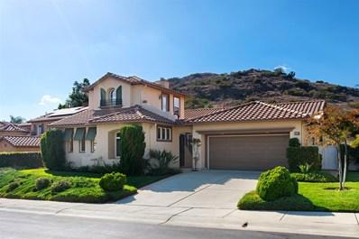 3519 Wild Oak Ln., Escondido, CA 92027 - #: 180057327
