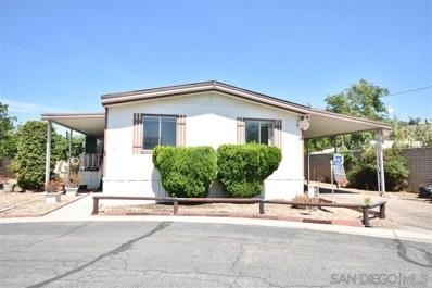 11949 Riverside Dr. UNIT 175, Lakeside, CA 92040 - #: 180058876