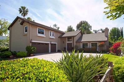 3347 Avenida Sierra, Escondido, CA 92029 - #: 180059895