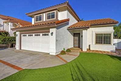 12795 Amaranth St, San Diego, CA 92129 - #: 180059947