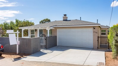 2730 Nutmeg Place, San Diego, CA 92104 - #: 180060761
