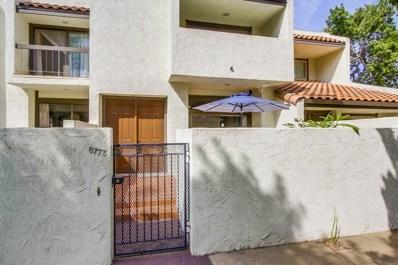 6773 Caminito Del Greco, San Diego, CA 92120 - #: 180060967