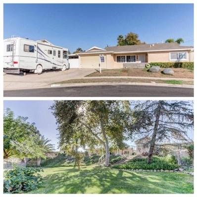 9709 Carita Court, Santee, CA 92071 - #: 180061132