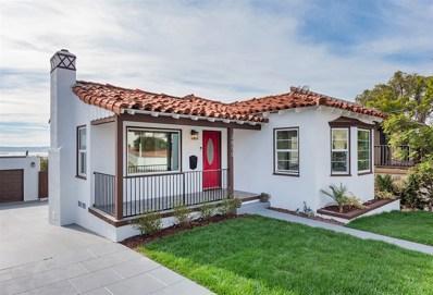2850 State, San Diego, CA 92103 - #: 180061568