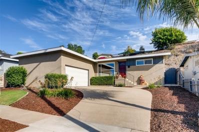 6091 Delor Ct, San Diego, CA 92120 - #: 180061618
