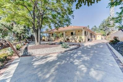 9845 El Capitan Real Rd, El Cajon, CA 92021 - #: 180061755