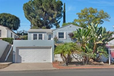 4156 Lois St, La Mesa, CA 91941 - #: 180062028