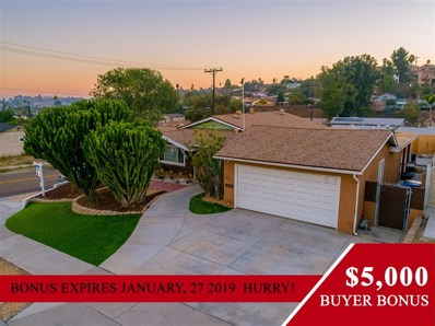 1204 Purdy St, Spring Valley, CA 91977 - #: 180062567