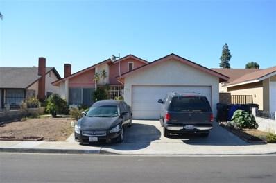3412 Robb Roy Pl, San Diego, CA 92154 - #: 180062872