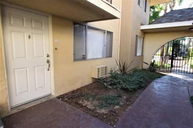471 Ballantyne St UNIT 48, El Cajon, CA 92020 - #: 180063870