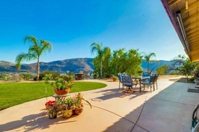 10039 El Capitan Real Road, El Cajon, CA 92021 - #: 180063944