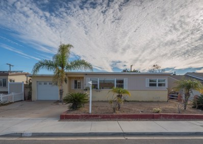 1219 Downing St, Imperial Beach, CA 91932 - #: 180063961