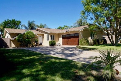 13840 Tobiasson Road, Poway, CA 92064 - #: 180064079