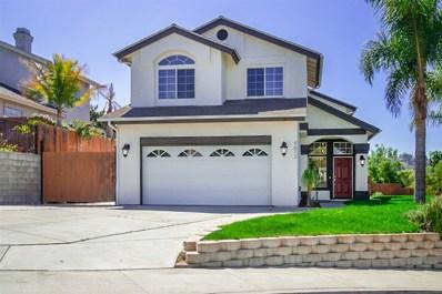 4673 Crawford Court, San Diego, CA 92120 - #: 180064535