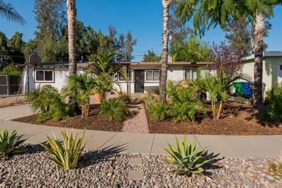 416 Joey Ave, El Cajon, CA 92020 - #: 180064743