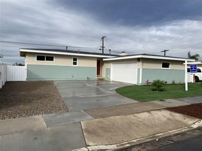 6082 Hodson St, San Diego, CA 92120 - #: 180065467