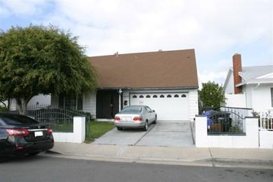 4056 Glading Drive, San Diego, CA 92154 - #: 180066001