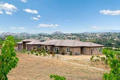 30835 Hilltop View Court, Valley Center, CA 92082 - #: 180066066
