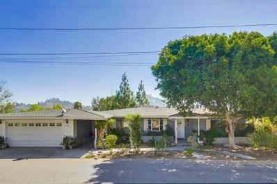 4770 Mission Bell Ln, La Mesa, CA 91941 - #: 180066225